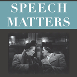 Seana Shiffrin's book cover, Speech Matters