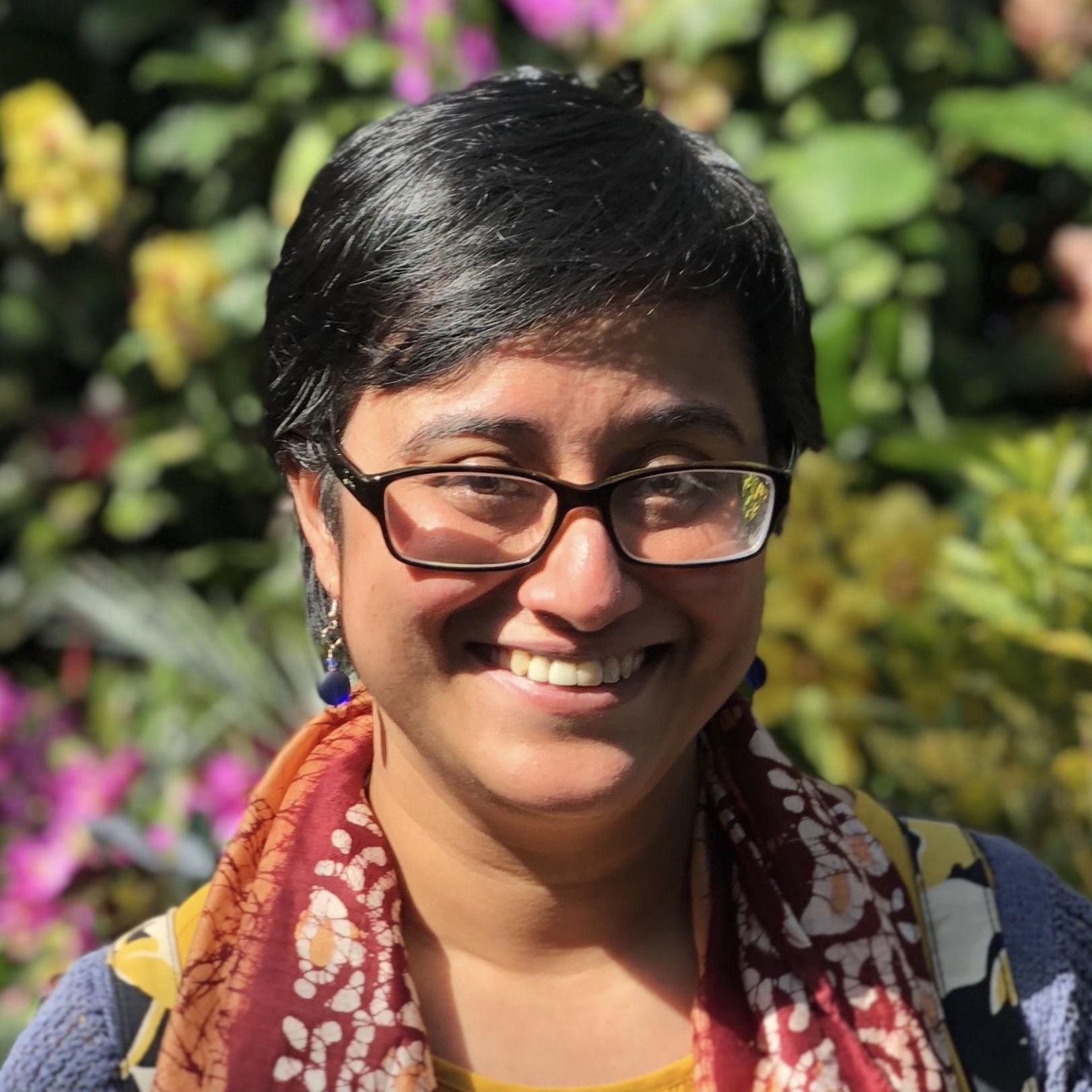Debapriya Sarkar's headshot