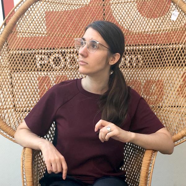 Elizabeth Della Zazzera's headshot