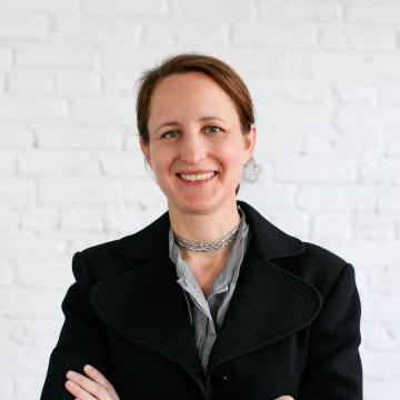 Headshot of Sophia Rosenfeld