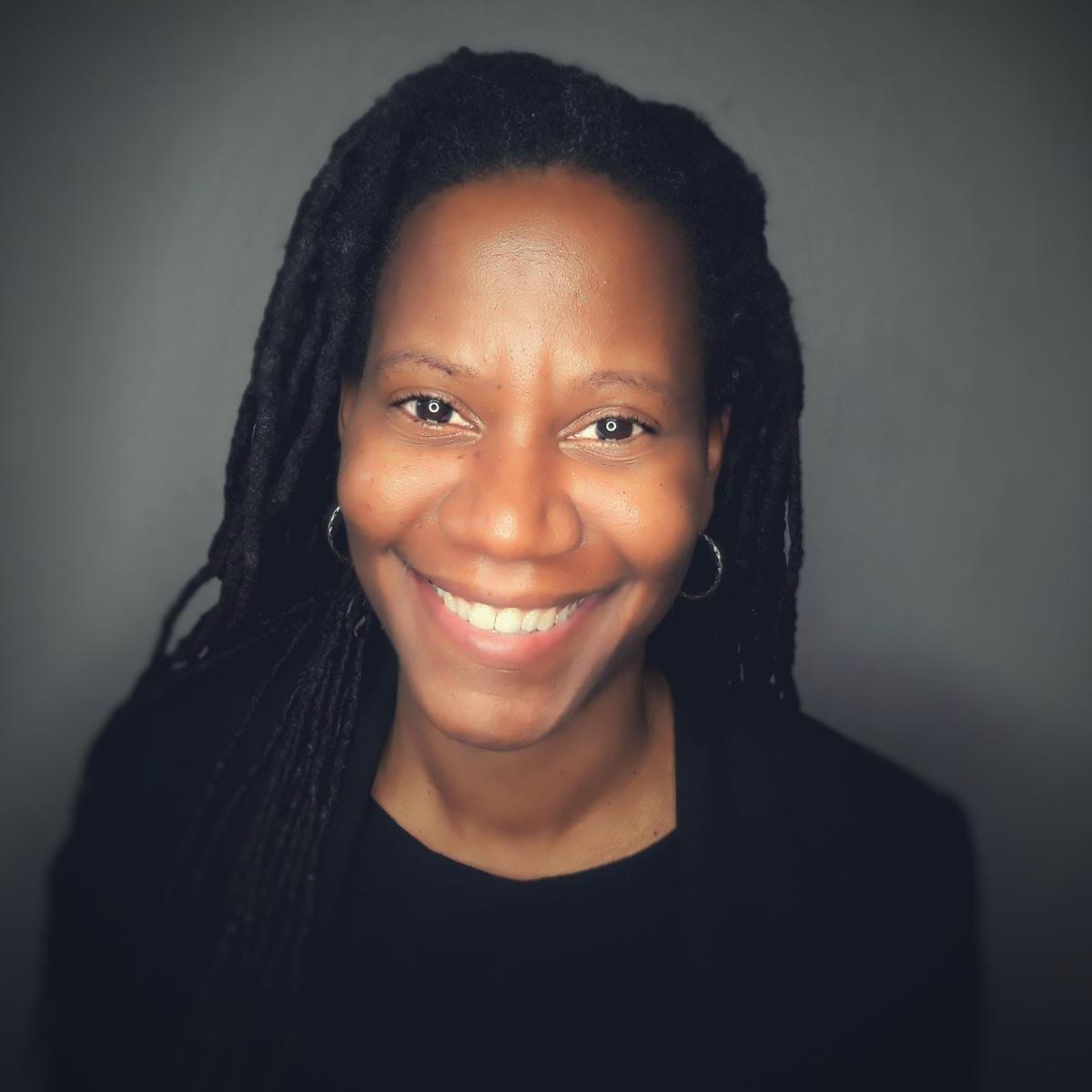 Headshot of Myisha Cherry
