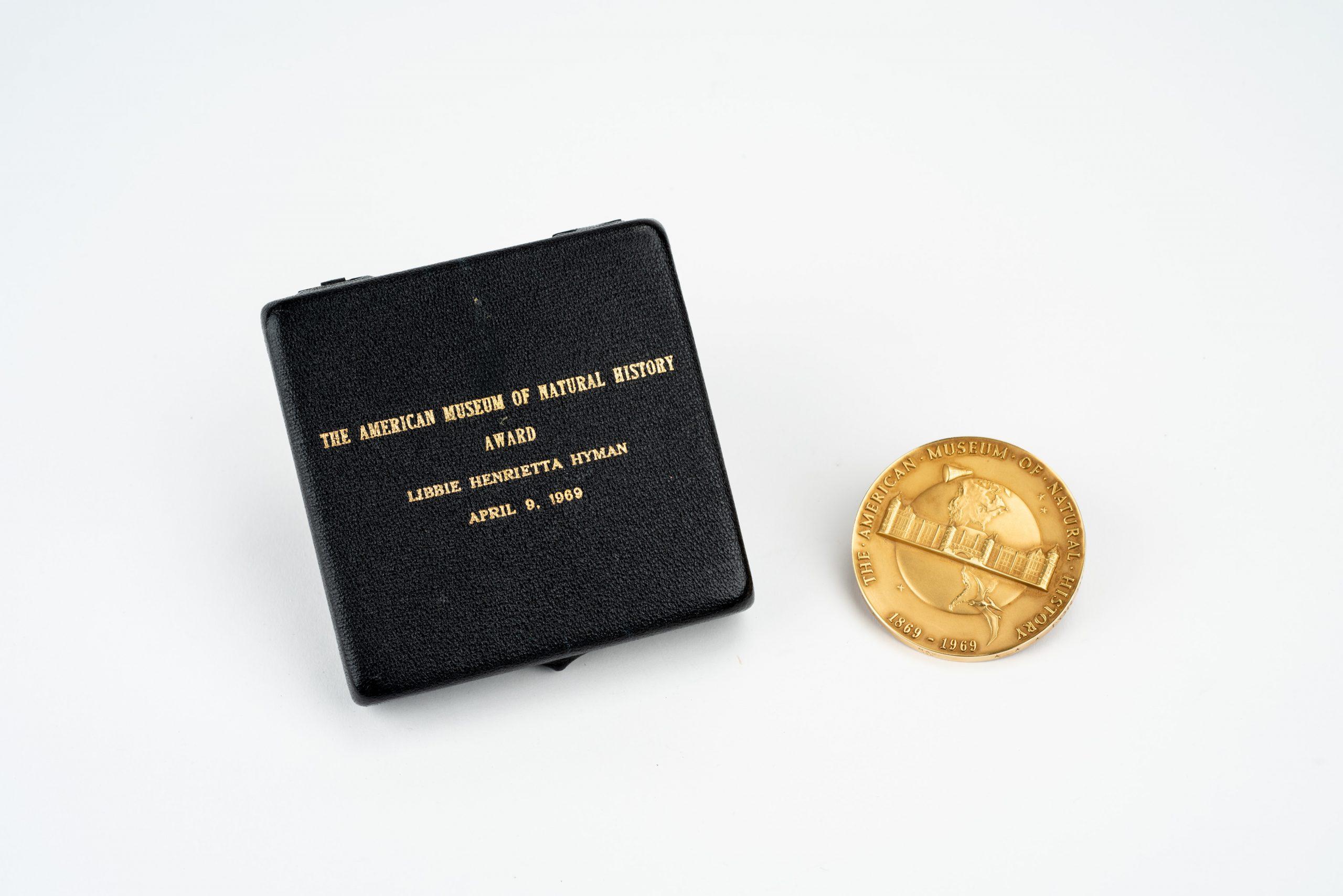 Libbie Hyman Medal