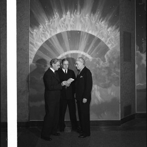 Charles R. Knight, Abraham Cressy Morrison, and Clyde Fisher