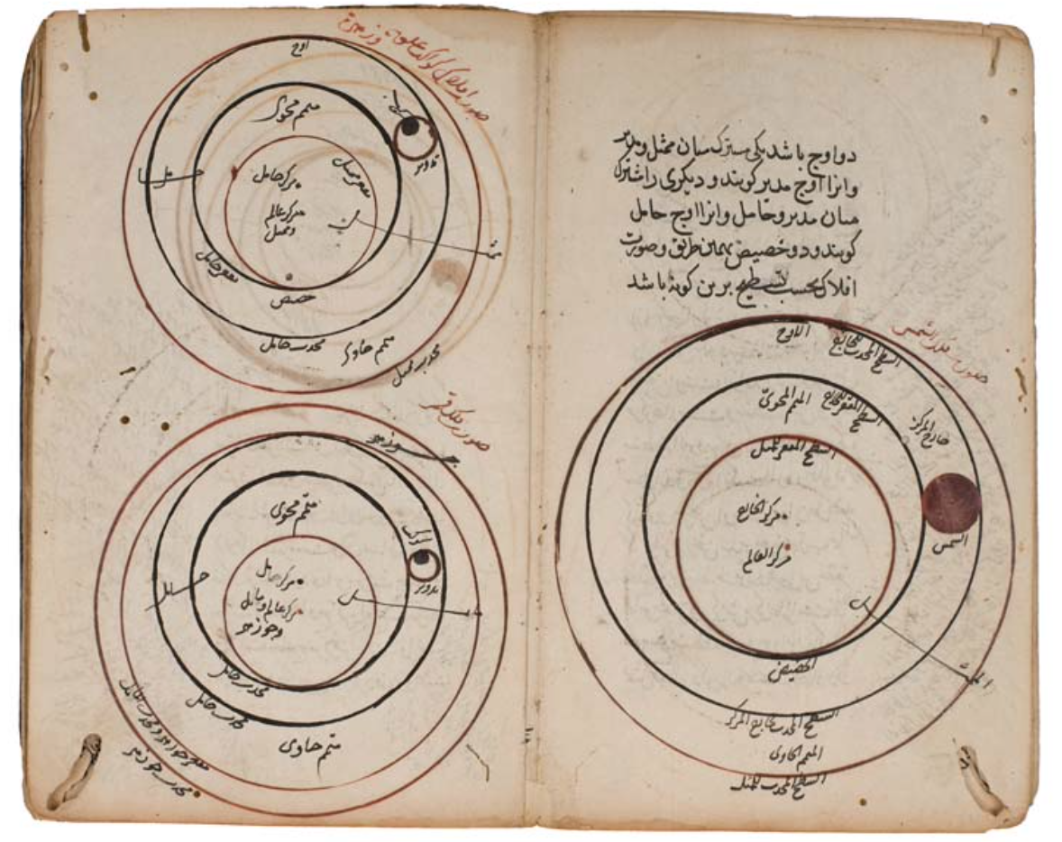 Illustrated Astronomical Treatise (1)