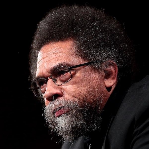 Cornel West Headshot