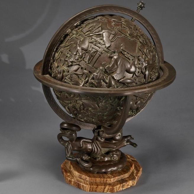 Globe of the Zodiac